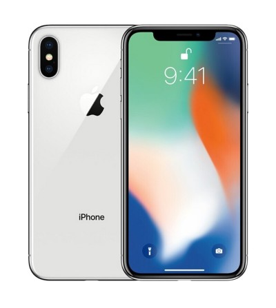 Apple iPhone X 64 Go   - Or  - Reconditionné - Qualité Premium
