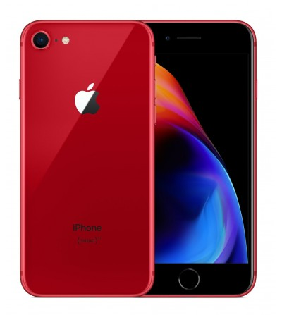 iPhone 8 64 GB - Red - Unlocked