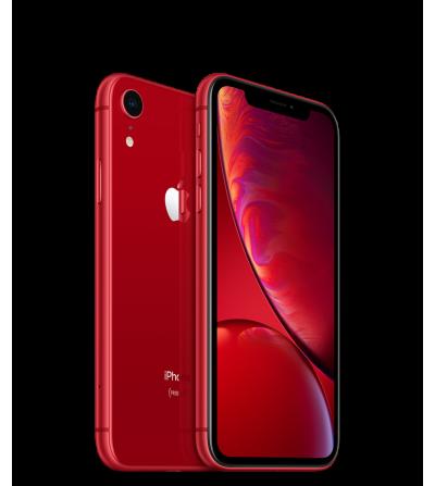 iPhone XR Rouge Reconditionné Grade Premium