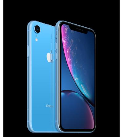iPhone XR Bleu Reconditionné Grade Premium