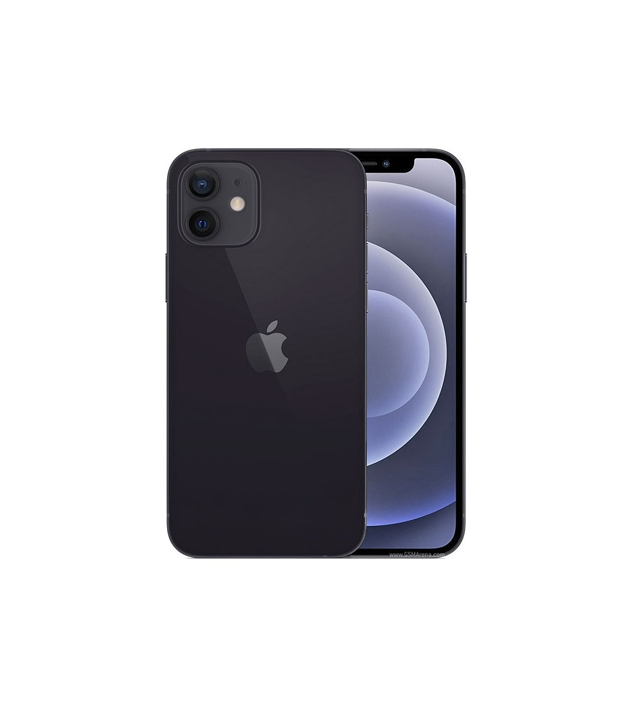 iPhone 12 128GB - black - reconditionné