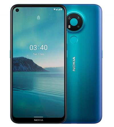 Nokia 5.4 128GB bleu
