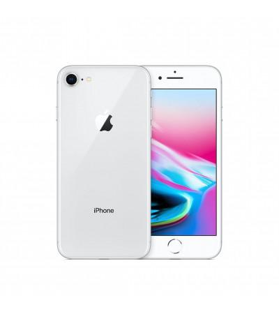 iPhone 8 64 Go   - Silver - reconditionné - Qualité Premium