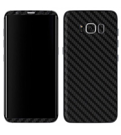 Galaxy S8 Noir Carbone Reconditionné Grade Premium