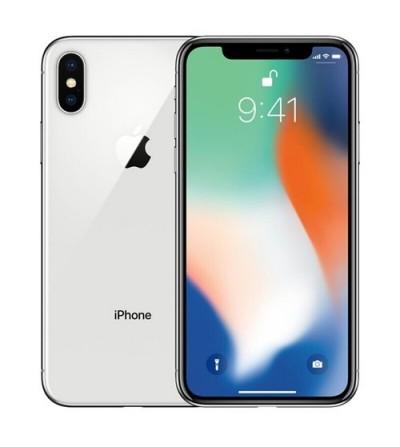 iPhone X 64 GB - Silver - Unlocked